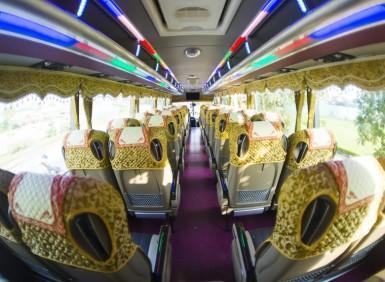 Shuttlebus Bus Hanoi – Sapa – Hanoi